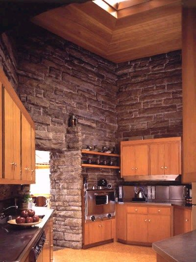 kentuck-knob-kitchen